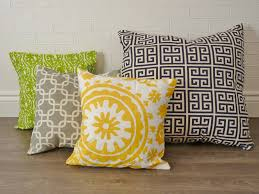 Sewing 101: Project #1 / Simple Pillow Sham