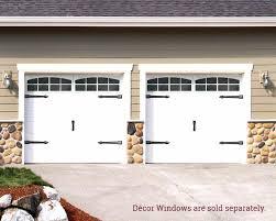 traditional series garage door hinges and handles