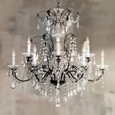 lighting contemporary aesthetic schonbek chandeliers for your home three lamps plus pendants