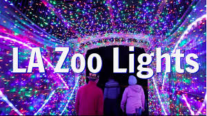 La Zoo Lights 2018 Tickets L A Zoo Lights Kid 101