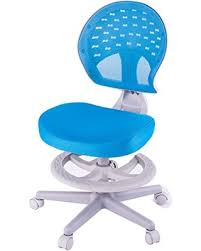 childrens office chair. Merax Children\u0027s Desk Chair With Foot Rest 360 Degree Swivel (blue) Childrens Office A