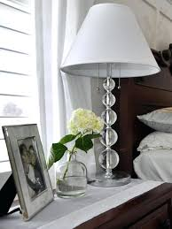 nightstand exquisite end table lamps bedroom reading lights dining room lighting chandelier bedside pendant small yellow lamp wooden glass tall side small