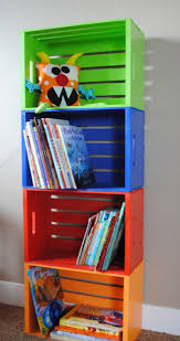 13 very easy and colorful crate for children
