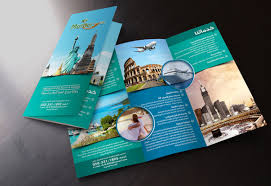 49 Travel Brochure Templates Psd Ai Google Pages Free
