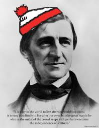 ralph waldo emerson in transcendentalism yup that s where to waldo