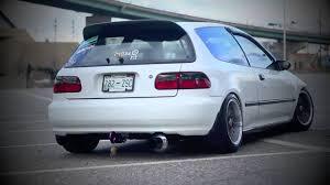 Honda Civic 95 ! HATCH - YouTube