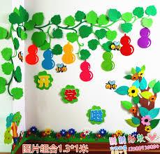 creative classroom wall decoration