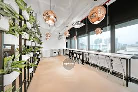 green ideas for the office. Green Office Ideas. AETN Apcon Interior Design Singapore - 6 Ideas For The