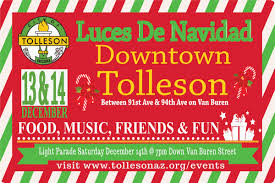 Tolleson Light Parade 2016 City Of Tolleson Cityoftolleson Twitter