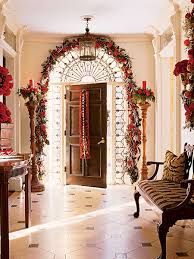 Christmas Entryway Decorating Ideas - Style Estate ...