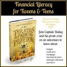 Teen financial literacy workbooks