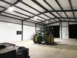 lighting problems in barns using ufo to solve it