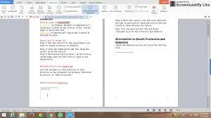 How To Insert Footnotes And Endnotes In Wps Writer Assignment Of It Screen Recordings
