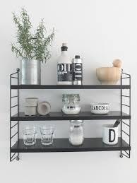 Wandregal Ein Regal 3 Styling Ideen Für Küche Bad