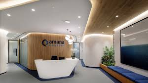 ceiling designs for office. Amana Capital Office Ceiling Designs For D