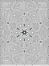 geometric pattern coloring pages free printable shapes geometric pattern coloring pages free printable shapes