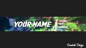 youtube channel art minecraft. Interesting Channel YouTube Premium Throughout Youtube Channel Art Minecraft