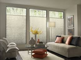 Home Interior:Traditional Living Room Windows Treatment Ideas Small Living  Room Design With Gray Curtain