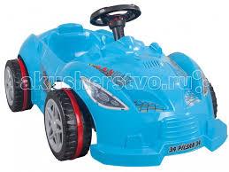 <b>Pilsan</b> Педальная <b>машина</b> Speedy 07 312 - Акушерство.Ru