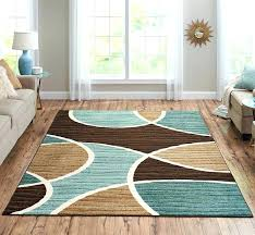 better homes and gardens rugs better homes and gardens wave printed nylon rug 7