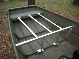 full size of aluminum boat flooring floor kit replacement decking out a these two vertical legs
