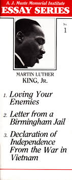 martin luther king jr essay letter birmingham jail trending