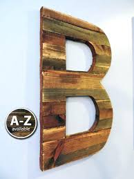 wooden wall letters large wood letters rustic letter cutout custom wooden wall decor rustic large wooden wooden wall letters
