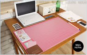 ikea desk pad clear