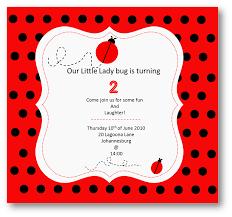 Ladybug Invitations Template Free Best Photos Of Ladybug Invitations Template Free Free