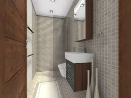 small bathroom with wall mounted vanity sink toilet