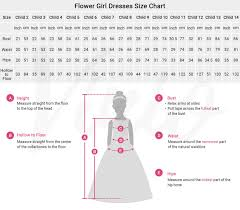 Measure Guide Size Chart For Women Children Viniodress