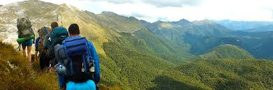 New zealand backpacking for teens