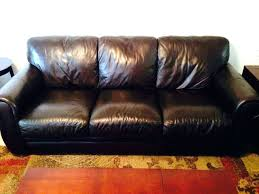 worn leather couch marvelous how to re fix spot out tan sofa worn leather couch couches out sofa distressed sleeper repair