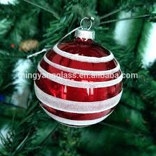 clear glass ornaments ball painted craft ornament ideas orna ornament craft