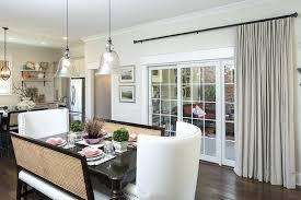 door curtains ideas decoration in kitchen patio door curtain ideas window treatment for sliding glass doors