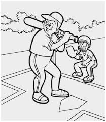 Mlb Coloring Pages Pretty Chicken Little Is Een Serieuze Honkballer