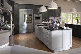 Gray Shaker Kitchen Universal Factory Direct Kitchen Cabinets