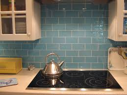 kitchen backsplash large glass tile glass subway tile subway