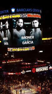 Boxing Seating Chart Barclays Center Boxing Photos At Barclays Center