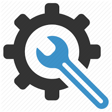 tools icon. fix, gear, productivity, repair, settings, tools, wrench icon tools