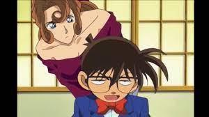 Detektiv Conan wurde von Ran entlarvt (part1) - Youtube Kacke - YouTube