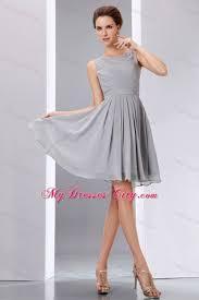 Silver Grey Wedding Guest Dresses Women S Style