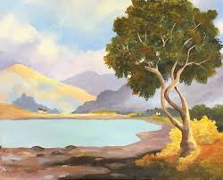 gallery of student work from linda s basic acrylic painting classes beginner to intermediate