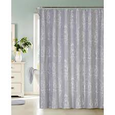 purple and silver shower curtain. Silver Jacquard Shower Curtain Purple And U