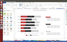 Software To Create Charts Edraw Bar Chart Software For Linux Offers You An Effective