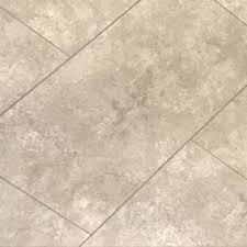 Marble Light Tile 8mm V Groove Laminate Flooring