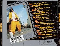Album Word Word Of Mouf Ludacris Songs Reviews Credits Allmusic
