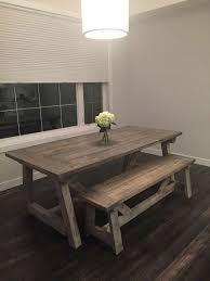 fabulous rustic kitchen tables plain charming 25 best ideas on pinterest diy dinning furniture