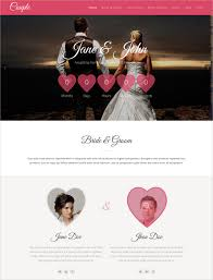 Free Wedding Website Templates Awesome Free Wedding Invitation Website Templates Socialgeistnet