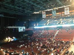 Mohegan Sun Arena Uncasville Ct Concert Seating Chart Mohegan Sun Arena Section 116 Concert Seating